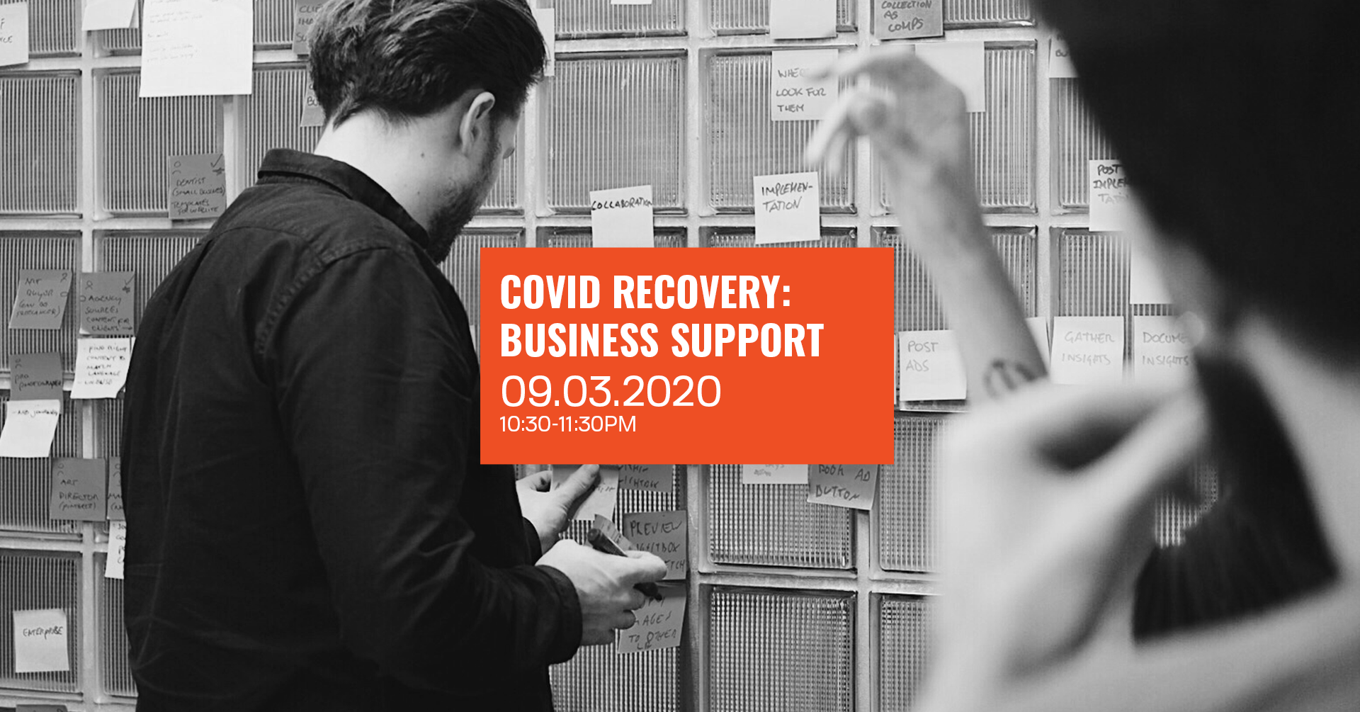 Covid Recovery: Business Support Webinar